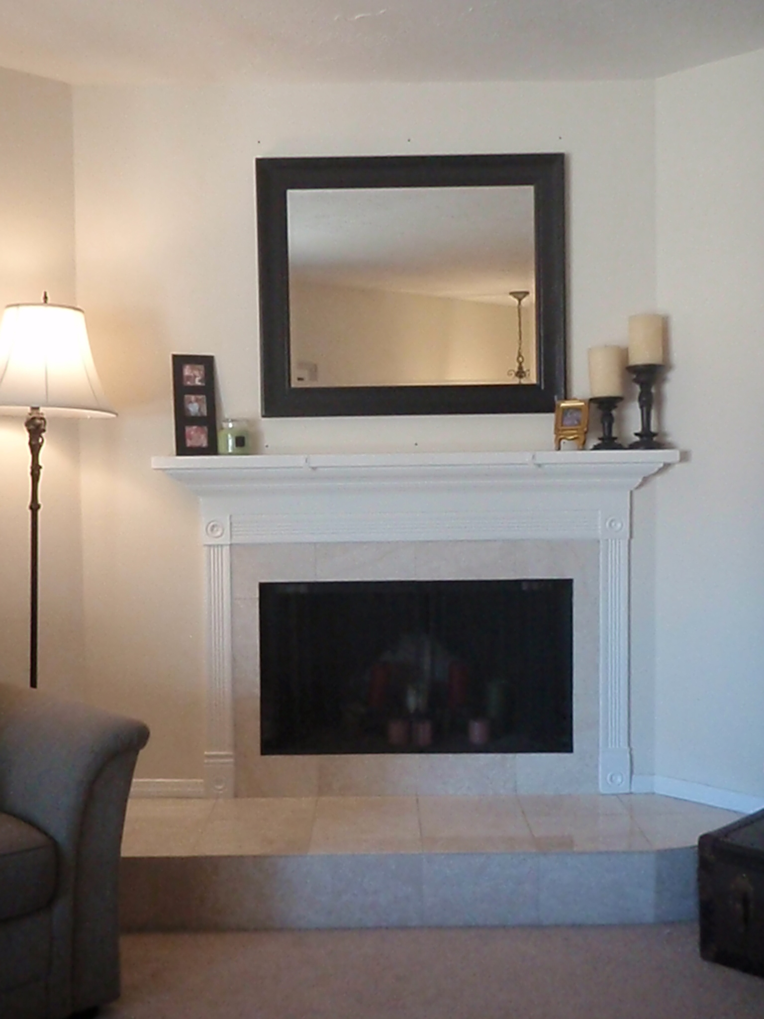 NataLee 9 1 1: Off Center Fireplace Part 66