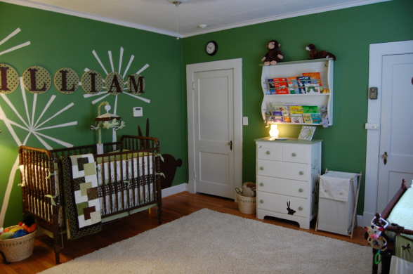 NataLee 9-1-1: Nursery Color Challenge
