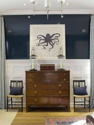 Designed to the nines trend watch navy blue - Navy blue and brown bedroom ...