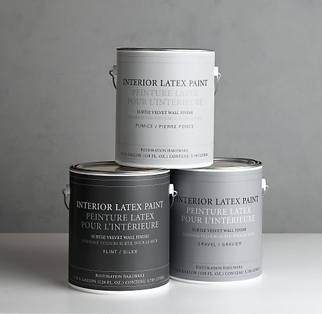 I Love Restoration Hardware Paint Colors!!