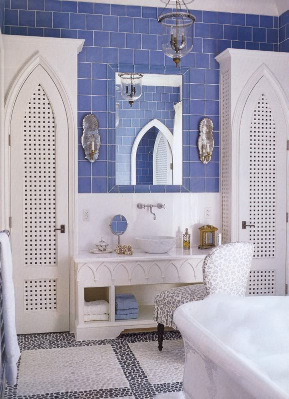 NataLee 9-1-1: Mediterrenean/Moroccan Kitchen and Baths