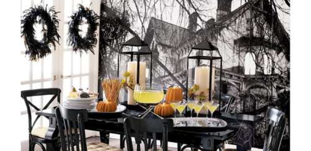 Autumn Decorating