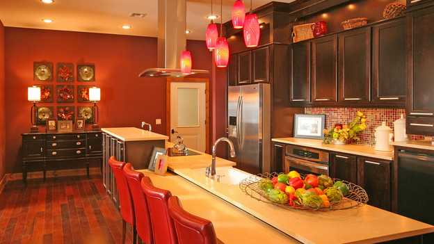 designed to the nines | extreme makeover home edition: kitchen and