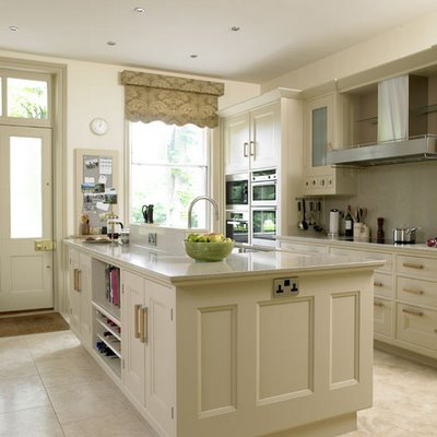 Designed to the nines trend watch fresh colors for for Ivory colored kitchen cabinets