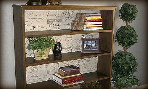 Fast, Fun Shelf Mini-Makeover