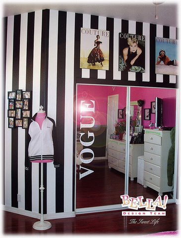Designed To The Nines | Awesome Tween/Teen Girl Bedrooms