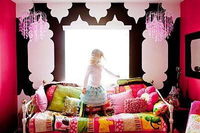Awesome Girl Rooms designed to the nines | awesome tween/teen girl bedrooms