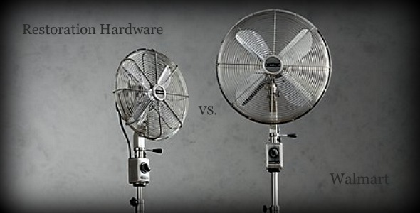 Battle of the Fans: Vintage Style