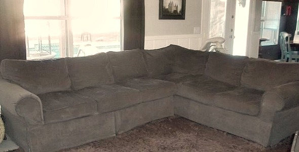 Designed To The Nines 50 Sectional Reveal And Giveaway