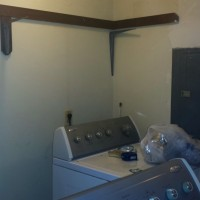 Laundry room needs help