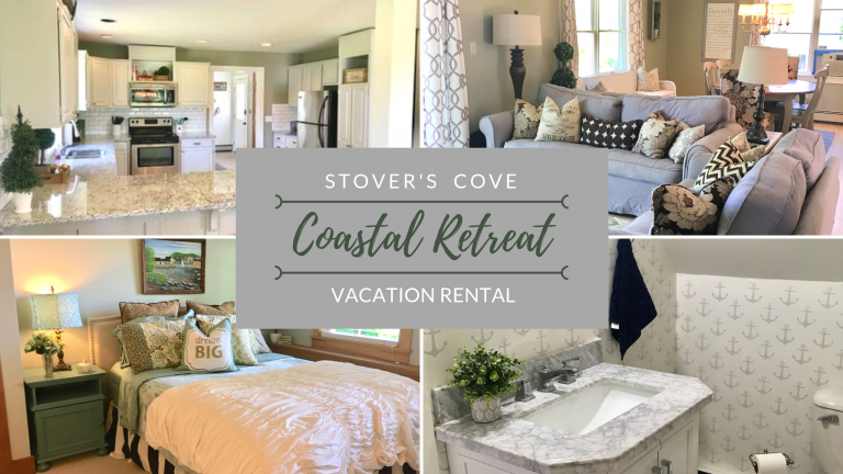 Our Vacation Rental: Stover's Cove in Harpswell, Maine